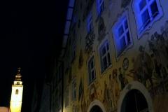 Rathaus und Stiftskirche Horb