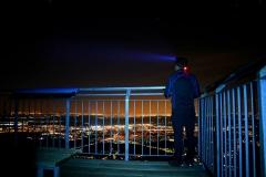 Hohes Horn 1- Ausblick bei Nacht